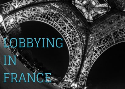Alcohol industry lobbying in France