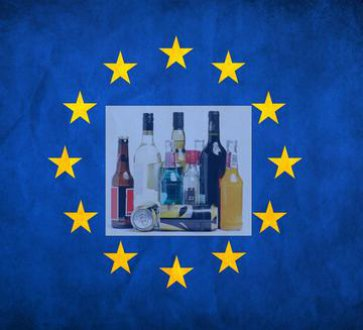 We are still number one but hopefully not for long – Europe's alcohol consumption
